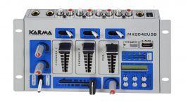 KARMA MX 2042USB Mixer con lettore USB