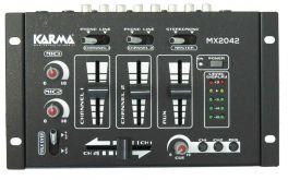 KARMA MX 2042 Mixer stereo
