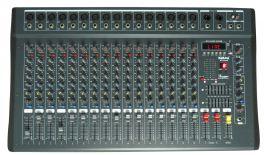 GLEMM MX 4916USB Mixer microfonico 16 canali