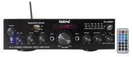 KARMA PA 2380BT Amplificatore stereo 2x50W  Display, MP3, Bluetooth