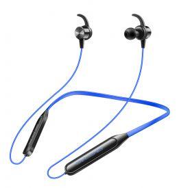 OVLENG S18BL Auricolari bluetooth sport blu