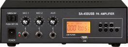 GLEMM SA 450USB Amplificatore 30W con Mp3