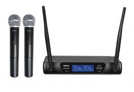 KARMA SET 6092A Doppio radiomicrofono VHF