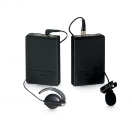 KARMA SET 9000B Sistema di trasmissione wireless per visite guidate
