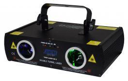 NICOLS TWIN LASER GBII Doppio laser verde-blu da 450mW