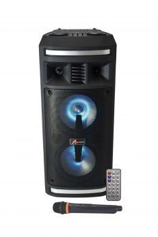 KOOL ULTIMAT FX62R Diffusore amplificato con radiomicrofono VHF
