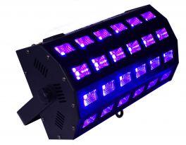 NICOLS UV WASH243 Panello led UV 24x3W