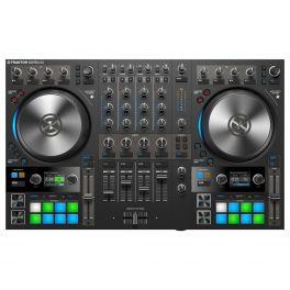 NATIVE INSTRUMENTS TRAKTOR KONTROL S4 MKIII CONTROLLER DJ MIDI MK3 4 CANALI 24 BIT 96KHZ