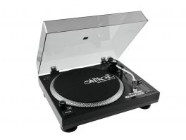 OMNITRONIC BD-1390USB GIRADISCHI DJ USB + PREAMPLIFICATORE PHONO