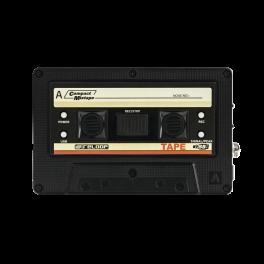 RELOOP TAPE REGISTRATORE DIGITALE MP3 USB + CAVO RCA/MINI JACK STEREO + CAVO MASSA + ALIMENTATORE