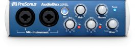 PRESONUS AUDIOBOX 22VSL INTERFACCIA AUDIO MIDI USB 2.0 2IN 2OUT