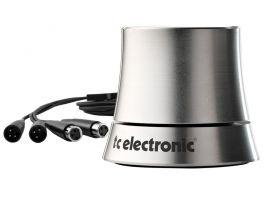 TC ELECTRONIC LEVEL PILOT X CONTROLLER DESKTOP DEL VOLUME CON CONNETTORI XLR ANALOGICO STEREO