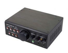 BEHRINGER MONITOR-2-USB MONITORAGGIO SPEAKER VCA 2 STEREO IN 3 OUT 2 MONITOR2USB PRE CUFFIE DIM MONO USB