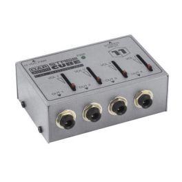 DAP AUDIO SC11 AMPLIFICATORE PER CUFFIE 4 CANALI