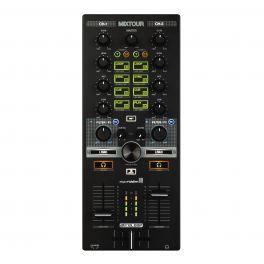 RELOOP MIXTOUR CONTROLLER 2 CANALI PORTATILE PER DJ PER PC MAC ANDROID iOS
