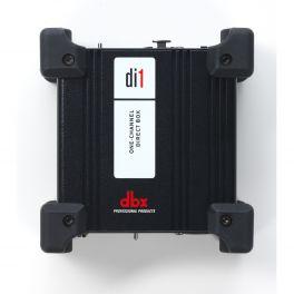 DBX DI1 DIRECT BOX ATTIVA ALIMENTAZIONE PHANTOM E BATTERIA