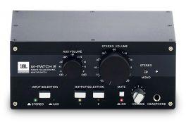JBL M-PATCH 2 CONTROLLO VOLUME PASSIVO E SWITCH BOX MONITOR