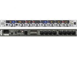 AUDIENT ASP880 PREAMPLIFICATORE MICROFONICO 8 CANALI CONVERTITORE AD ADAT AES S/PDIF