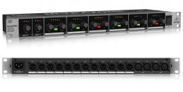 BEHRINGER ZMX2600 ZONE-MIXER PROFESSIONALE 8 CANALI 3 BUS MIC CON TELECOMANDO E PORTE DI COLLEGAMENTO