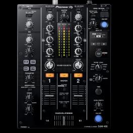 PIONEER DJM450 BLACK MIXER DJ 2 CANALI SCHEDA AUDIO 24BIT USB NERO