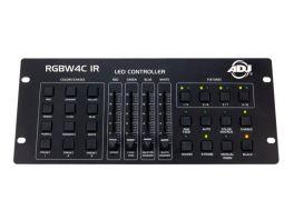 AMERICAN DJ RGBW4C IR CENTRALINA DMX 32 CANALI PER LUCI RGB - RGBW - RGBA CON CONTROLLO REMOTO