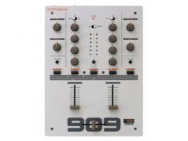 ROLAND DJ99 MIXER PER DJ 2 CANALI + EQUALIZZATORE 3 BANDE + USCITA DVS
