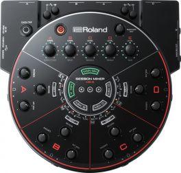 ROLAND HS5 MIXER DIGITALE PER PROVARE IN CUFFIA E REGISTRARE + EFFETTI COSM CHITARRA BASSO E VOCE + USB COLORE NERO