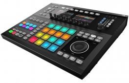 NATIVE INSTRUMENTS MASCHINE STUDIO GROOVE MACHINE + KOMPLETE SELECT 12 PRODOTTI 7000 SUONI 33GB VIRTUAL INSTRUMENTS