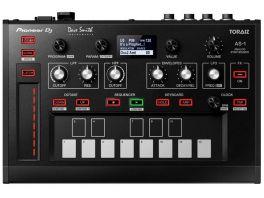 PIONEER TORAIZ AS-1 SINTETIZZATORE MONOFONICO ANALOGICO CON EFFETTI + SEQUENCER LOCK + MIDI + DISPLAY OLED