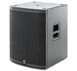 """TURBOSOUND iq18B SUBWOOFER ATTIVO 18"""" CLASSE D 3000 WATT DISPLAY LCD + USB PER CONTROLLO DSP"""