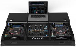 ZOMO SET2900 MK2 PLUS NSE FLIGHTCASE PROFESSIONALE PER DJ PER 2 CDJ2000 + 1 DJM900 + LAPTOP PER PC