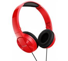 PIONEER SE-MJ503-R RED CUFFIA ON-EAR PER SMARTPHONE RED