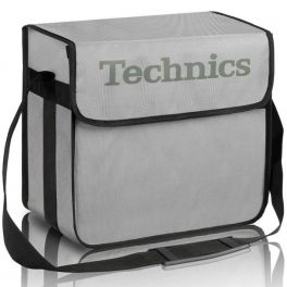 TECHNICS DJ-BAGN ARGENTO ZAINO ARGENTO