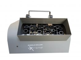 EXTREME BUBBLE ROLLER MACCHINA DELLE BOLLE A RULLO 150 WATT CONTROLLO A DISTANZA CON TELECOMANDO
