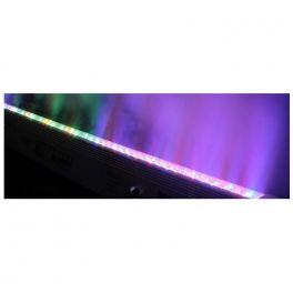 EXTREME BAR240 BARRA LED ARCHITETTURALE 240 LED RGB A 3 SEZIONI FUNZIONI EFFETTO LUCE STROBO, DIMMER, COLORE STATICO, MACRO A COLORI