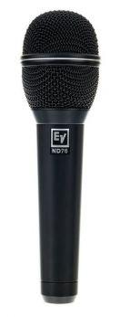 EV ELECTROVOICE ND76 MICROFONO DINAMICO CARDIOIDE PER VOCE