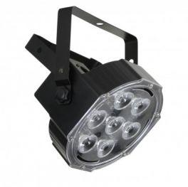 GHOST SLIM PAR 56 V2 7x10W ( led 4in1 ) RGBW PAR LED