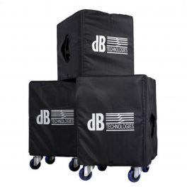 DB TECHNOLOGIES TC20S COVER PROTETTIVA PER SUBWOOFER DVA S20/S30 BORSA S30N