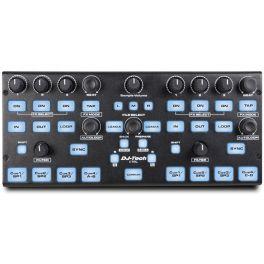 DJ TECH CTRL CONTROLLER MIDI DVS USB MAPPATURE SERATO TRAKTOR VIRTUAL DJ