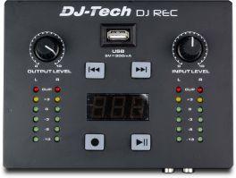 DJ TECH DJ REC MKII REGISTRATORE PORTATILE CON UNITA' USB EX-DEMO
