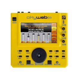 M-LIVE OKYWEB 4 LETTORE DI FILE MIDI E AUDIO MP3 108 NOTE DI POLIFONIA