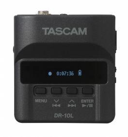 TASCAM DR10L REGISTRATORE AUDIO DIGITALE CON MICROFONO LAVALIER
