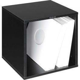 ZOMO VS-BOX100 BK BOX PORTA VINILI IN LEGNO COLORE NERO