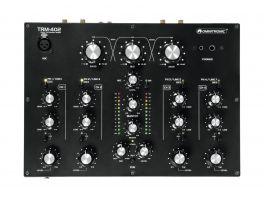 OMNITRONIC TRM402 MIXER ROTATIVO ANALOGICO 4 CANALI PER DJ