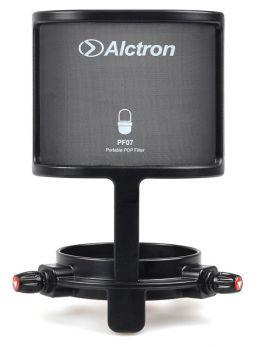 ALCTRON MA850 POP FILTER SHOCK MOUNT ANTIVIBRAZIONI DIRETTO SU MICROFONI DA STUDIO