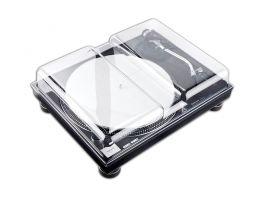DECKSAVER DS PC SL1200 COVER ANTI POLVERE IN POLICARBONATO PER GIRADISCHI TECHNICS SL1200 - SL1210 O PIONEER PLX1000