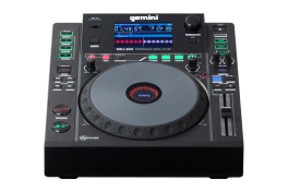 GEMINI MDJ900 MEDIA PLAYER LETTORE MP3 PROFESSIONALE USB PER DJ