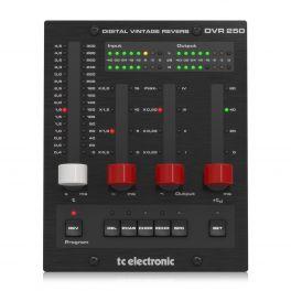 TC ELECTRONIC DVR250-DT DIGITAL VINTAGE REVERB PLUG IN RIVERBERO CON CONTROLLER USB