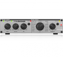 TC ELECTRONIC M100 MULTI EFFETTO DIGITALE CON RIVERBERO - DELAY - CHORUS - FLANGER - PHASER - ROTARY SPEAKER - PITCH SHIFTER