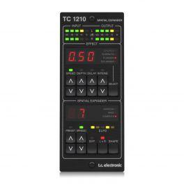 TC ELECTRONIC TC1210-DT SPATIAL EXPANDER PLUGIN CON CONTROLLER USB